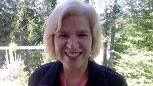 Maria Koropecky, wellness coach, Victoria, BC.