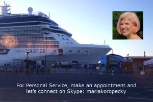 Have questions about Crystal Clear Coaching, Homespunspa Mobile Spa, or Cruising into Wellness? Please contact Maria today.