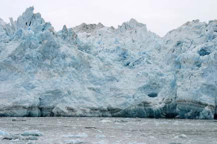 Hubbard Glacier 2012.
