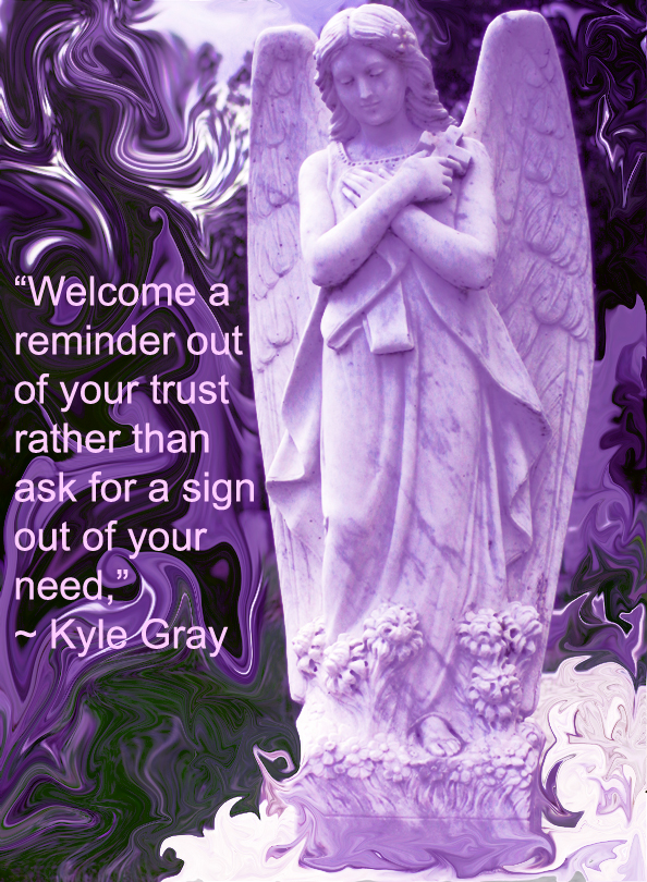 welcome a reminder out of your trust...