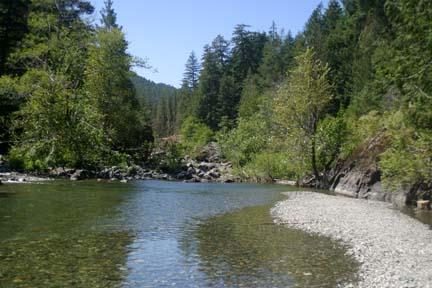 Sooke River, BC