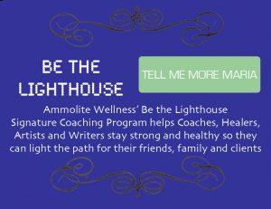 Be the Lighthouse signature coaching program.