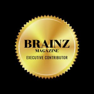 Executive Contributor to Brainz Magazine.